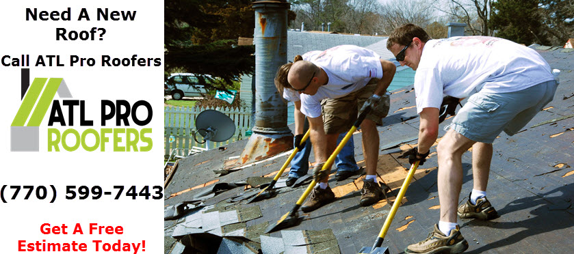 Lithonia Roofing